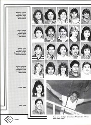 Page 96, 1987 Edition, John F Kennedy High School - Universe Yearbook (San Antonio, TX) online yearbook collection