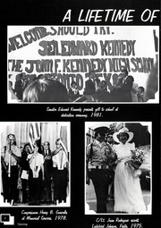 Page 10, 1988 Edition, John F Kennedy High School - Universe Yearbook (San Antonio, TX) online yearbook collection