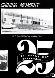 Page 9, 1988 Edition, John F Kennedy High School - Universe Yearbook (San Antonio, TX) online yearbook collection