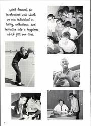 Page 10, 1968 Edition, Seagoville High School - Spirit Yearbook (Seagoville, TX) online yearbook collection