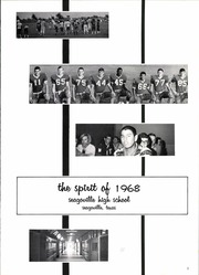 Page 5, 1968 Edition, Seagoville High School - Spirit Yearbook (Seagoville, TX) online yearbook collection