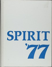 Page 1, 1977 Edition, Seagoville High School - Spirit Yearbook (Seagoville, TX) online yearbook collection