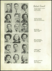 Page 10, 1951 Edition, Diamond Hill Jarvis High School - Eagle Yearbook (Fort Worth, TX) online yearbook collection