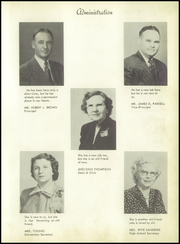 Page 11, 1951 Edition, Diamond Hill Jarvis High School - Eagle Yearbook (Fort Worth, TX) online yearbook collection