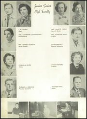 Page 12, 1951 Edition, Diamond Hill Jarvis High School - Eagle Yearbook (Fort Worth, TX) online yearbook collection