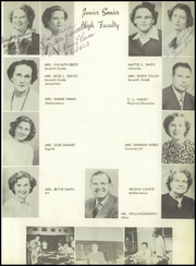 Page 13, 1951 Edition, Diamond Hill Jarvis High School - Eagle Yearbook (Fort Worth, TX) online yearbook collection