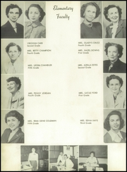 Page 14, 1951 Edition, Diamond Hill Jarvis High School - Eagle Yearbook (Fort Worth, TX) online yearbook collection