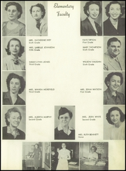 Page 15, 1951 Edition, Diamond Hill Jarvis High School - Eagle Yearbook (Fort Worth, TX) online yearbook collection