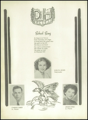 Page 8, 1951 Edition, Diamond Hill Jarvis High School - Eagle Yearbook (Fort Worth, TX) online yearbook collection