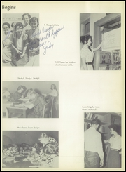 Page 11, 1956 Edition, Diamond Hill Jarvis High School - Eagle Yearbook (Fort Worth, TX) online yearbook collection