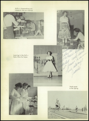 Page 12, 1956 Edition, Diamond Hill Jarvis High School - Eagle Yearbook (Fort Worth, TX) online yearbook collection