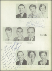 Page 17, 1956 Edition, Diamond Hill Jarvis High School - Eagle Yearbook (Fort Worth, TX) online yearbook collection