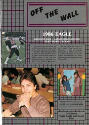 Page 5, 1986 Edition, Diamond Hill Jarvis High School - Eagle Yearbook (Fort Worth, TX) online yearbook collection