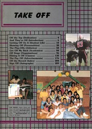 Page 6, 1986 Edition, Diamond Hill Jarvis High School - Eagle Yearbook (Fort Worth, TX) online yearbook collection