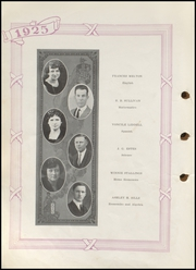 Page 14, 1925 Edition, Gainesville High School - Leopard Yearbook (Gainesville, TX) online yearbook collection