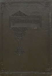 Gainesville High School - Leopard Yearbook (Gainesville, TX) online yearbook collection, 1928 Edition, Page 1