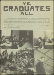 Page 11, 1940 Edition, Gainesville High School - Leopard Yearbook (Gainesville, TX) online yearbook collection
