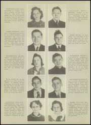 Page 16, 1940 Edition, Gainesville High School - Leopard Yearbook (Gainesville, TX) online yearbook collection