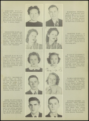 Page 17, 1940 Edition, Gainesville High School - Leopard Yearbook (Gainesville, TX) online yearbook collection
