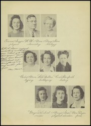 Page 15, 1945 Edition, Gainesville High School - Leopard Yearbook (Gainesville, TX) online yearbook collection