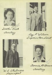 Page 11, 1946 Edition, Gainesville High School - Leopard Yearbook (Gainesville, TX) online yearbook collection