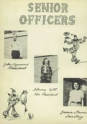 Page 16, 1946 Edition, Gainesville High School - Leopard Yearbook (Gainesville, TX) online yearbook collection