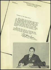Page 12, 1947 Edition, Gainesville High School - Leopard Yearbook (Gainesville, TX) online yearbook collection