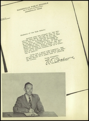 Page 13, 1947 Edition, Gainesville High School - Leopard Yearbook (Gainesville, TX) online yearbook collection