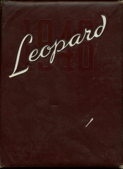Gainesville High School - Leopard Yearbook (Gainesville, TX) online yearbook collection, 1948 Edition, Page 1