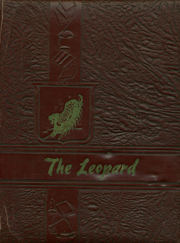 Gainesville High School - Leopard Yearbook (Gainesville, TX) online yearbook collection, 1951 Edition, Page 1