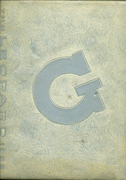 Gainesville High School - Leopard Yearbook (Gainesville, TX) online yearbook collection, 1955 Edition, Page 1