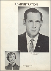 Page 12, 1959 Edition, Gainesville High School - Leopard Yearbook (Gainesville, TX) online yearbook collection