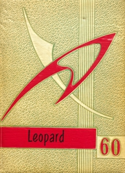 Gainesville High School - Leopard Yearbook (Gainesville, TX) online yearbook collection, 1960 Edition, Page 1