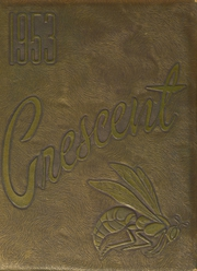 Page 1, 1953 Edition, Gatesville High School - Crescent Yearbook (Gatesville, TX) online yearbook collection