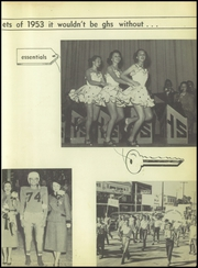 Page 11, 1953 Edition, Gatesville High School - Crescent Yearbook (Gatesville, TX) online yearbook collection