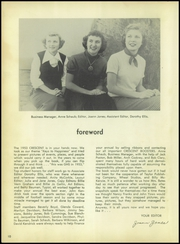 Page 14, 1953 Edition, Gatesville High School - Crescent Yearbook (Gatesville, TX) online yearbook collection