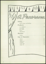 Page 10, 1955 Edition, Gatesville High School - Crescent Yearbook (Gatesville, TX) online yearbook collection