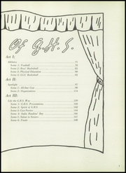 Page 11, 1955 Edition, Gatesville High School - Crescent Yearbook (Gatesville, TX) online yearbook collection