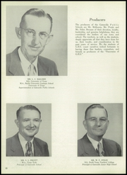 Page 14, 1955 Edition, Gatesville High School - Crescent Yearbook (Gatesville, TX) online yearbook collection