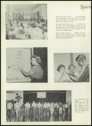 Page 146, 1955 Edition, Gatesville High School - Crescent Yearbook (Gatesville, TX) online yearbook collection