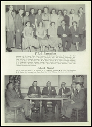 Page 15, 1955 Edition, Gatesville High School - Crescent Yearbook (Gatesville, TX) online yearbook collection