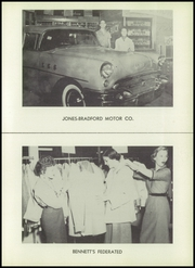 Page 157, 1955 Edition, Gatesville High School - Crescent Yearbook (Gatesville, TX) online yearbook collection