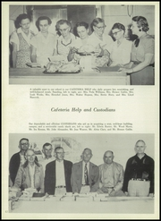 Page 16, 1955 Edition, Gatesville High School - Crescent Yearbook (Gatesville, TX) online yearbook collection