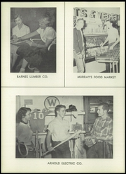 Page 160, 1955 Edition, Gatesville High School - Crescent Yearbook (Gatesville, TX) online yearbook collection