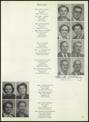 Page 17, 1955 Edition, Gatesville High School - Crescent Yearbook (Gatesville, TX) online yearbook collection