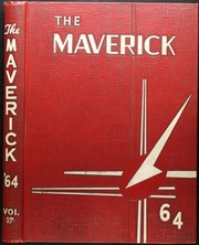 Page 1, 1964 Edition, Marshall High School - Maverick Yearbook (Marshall, TX) online yearbook collection