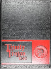 1969 Edition, Trinity High School - Trojan Yearbook (Euless, TX)