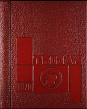 1970 Edition, Trinity High School - Trojan Yearbook (Euless, TX)
