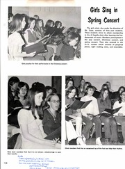 Page 132, 1972 Edition, Trinity High School - Trojan Yearbook (Euless, TX) online yearbook collection