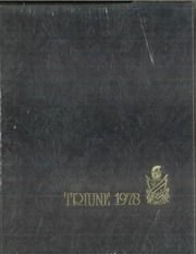 1978 Edition, Trinity High School - Trojan Yearbook (Euless, TX)